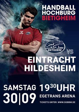 Bild: SG BBM Bietigheim vs. Eintracht Hildesheim