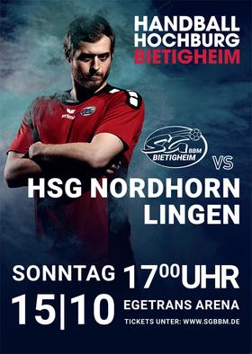Bild: SG BBM Bietigheim vs. HSG Nordhorn-Lingen