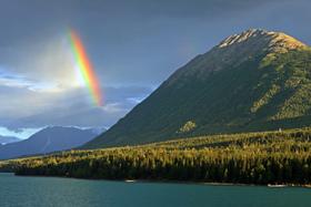 Bild: Matthias Hanke: Abenteuer Yukon - 3000 km mit dem Kanu bis zur Beringsee
