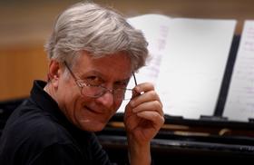 Bild: Klavierkonzert mit Prof. Peter Rösel