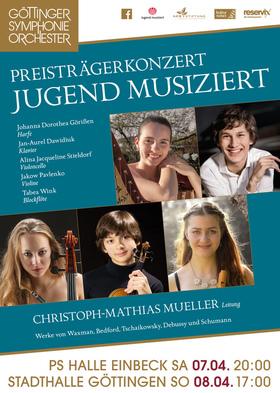 Bild: Sonderkonzert Einbeck - Jugend Musiziert