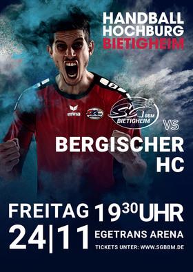 Bild: SG BBM Bietigheim vs. Bergischer HC