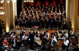 Bild: Saul - Georg F Friedrich Händel (1685- 1759) Oratorium für Chor, Solisten und Orchester