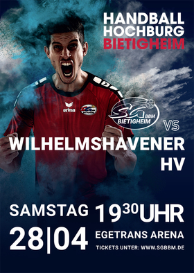 SG BBM Bietigheim vs. Wilhelmshavener HV