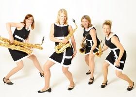 """Bild: Sistergold – Konzert-Programm """"Glanzstücke"""""""