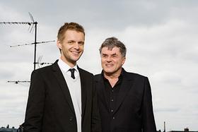Bild: Volkmar Staub & Florian Schroeder -  Kabarettistischer Jahresrückblick