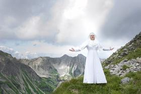 Bild: Hildegard von Bingen - Die Visionärin - Schauspiel von Susanne Felicitas Wolf