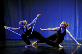 Bild: Moderner Tanz. The Open Stage.