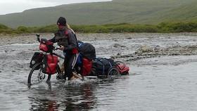 Bild: Premiere: Walter Költsch - Ískaldur - Mit Paddelboot und Fahrrad durch Island
