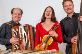 Bild: Rudi Zapf Trio - Grenzenlos - Tango, Klezmer, Irish, Bairisch, Valse Musette