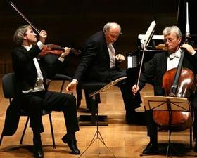 Bild: Guarneri Trio Prag