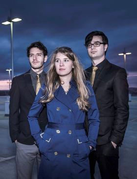 Bild: VIP Trio - Jung und aufregend
