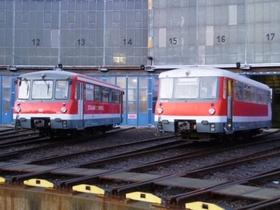 Bild: Eisenbahnen in Cottbus - er