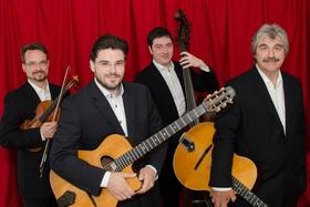 Bild: Joscho Stephan Quartett: Gipsy Swing