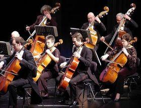 Bild: Neujahrskonzert - mit der Vogtland Philharmonie Greiz/ Reichenbach