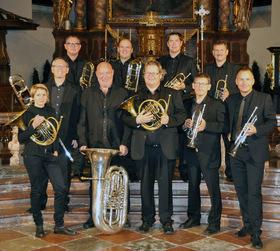 Bild: Festliche Blechbläsermusik zur Adventszeit mit Spitzenmusikern aus Bayern und Österreich!