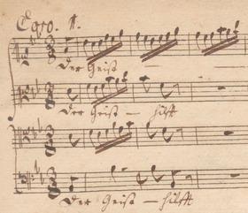 Bild: Nikolausberger Musiktage, Eröffnungskonzert: Bach-Motetten und -Orgelwerke