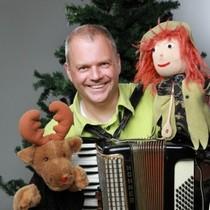 Lila Lindwurm: Ronja und die Weihnachtshexe