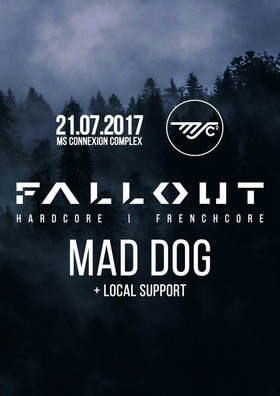 Bild: Fallout - mit Mad Dog + Local Support