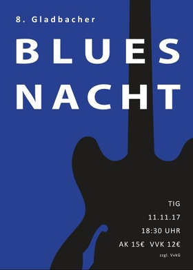 8. Gladbacher Bluesnacht