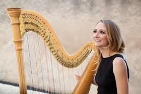 """Bild: """"Nacht der Musik"""" - Konzert I / Harfenrezital mit Floraleda Sacchi"""