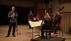 Bild: Bossier Quartet - Musik die spricht, Wörter die singen.