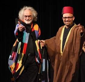 Bild: Nie wieder Hass - Eine Theaterproduktion von Schams
