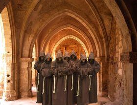 Bild: Die Meister des gregorianischen Chorals - The Gregorian Voices