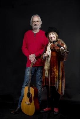 Bild: Celtic Cousins - Máire Breatnach & Matthias Kießling