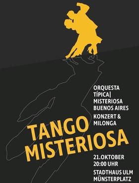 Bild: TANGO MISTERIOSA - Konzert & Milonga