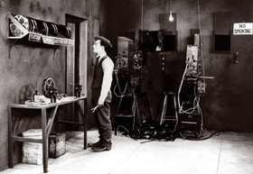 Bild: Buster Keaton & Björn Jentsch: Sherlock Junior - Film mit Livemusik