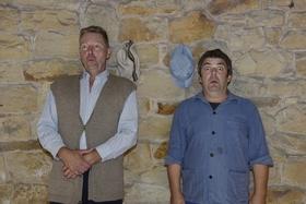 Bild: Spitz & Stumpf – das bekannte Pfälzer Kabarett-Duo mit neuem Programm: Kappeleien