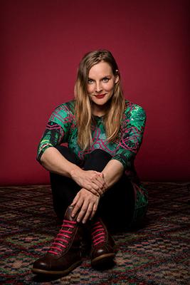 """Bild: Judith Holofernes - """"Ich bin das Chaos""""-Tour"""