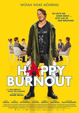 Bild: Happy Burnout - Vaihinger Open-Air-Kino 2017