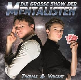Bild: Mentalisten-Magie - Gedankenlesen jung & charmant - mit Thomas Majka und Vincent Frommer