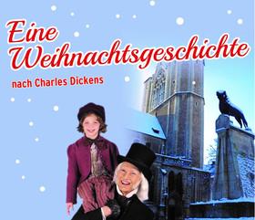 Bild: Eine Weihnachtsgeschichte - Weihnachtstheater für die ganze Familie nach Charles Dickens
