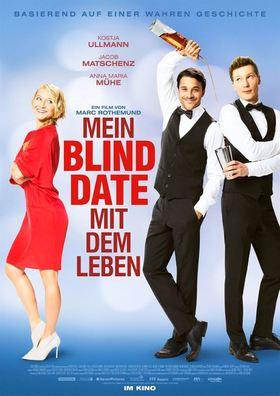 Bild: Mein Blind Date mit dem Leben - Vaihinger Open-Air-Kino 2017