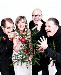 Bild: Christmas Crime Stories - mit brandneuen, schauerlich-schönen Weihnachtskrimis! - präsentiert von Jo Jung, Ruth Sabadino & Booga
