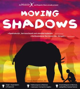 MOVING SHADOWS - Die Pioniere des Schattentheaters