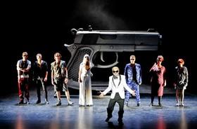 Bild: Romeo & Julia - Landestheater Detmold