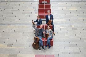 Bild: Mannheimer Streichquartett