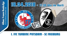 Bild: 1. FFC Turbine Potsdam - SC Freiburg