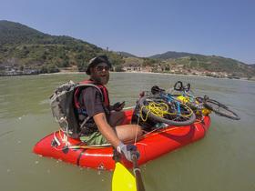 Bild: Die Donau - Mit Fahrrad und Packraft vom Schwarzwald ins Donaudelta