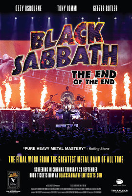 Bild: Black Sabbath: The End Of The End OmU