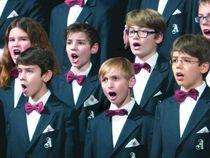 Bild: Junge Chöre singen zum 3. Advent