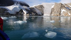 Bild: Expedition Spitzbergen - Dia-Multivisionsshow