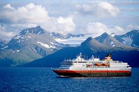Bild: Hurtigruten