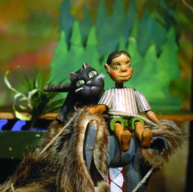 Bild: marotte Figurentheater - Peter und der Wolf