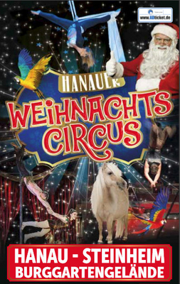Bild: Hanauer Weihnachtscircus - Weihnachtsfreude im Circus