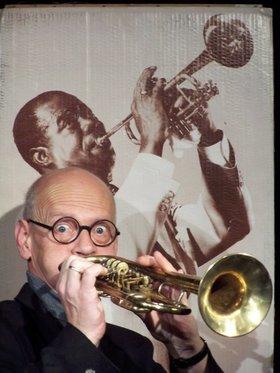 Bild: JazzLust meets Ralf Herzog - Jazzmusik trifft auf Pantomime